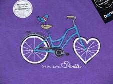 NEU 1/2 Preis T-Shirt DARE 2b Take A Pick lila/purple 164 Fahrrad Cycle UVP 25€