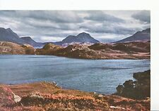 Scotland Postcard - Cul Mor - Cul Beag and Stac Polly - Ross-shire   SM406