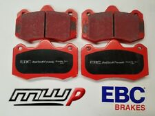 EBC Redstuff Rear Brake Pads for Vauxhall VXR8 6.0/6.2 LS2/LS3