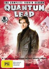 Quantum Leap: Season 4 = NEW DVD R4