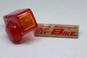Tail Light Lens NOS For Honda CB100 Marking STANLEY HM-12RC FREE SHIPPING