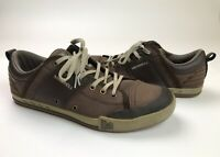 Merrell Mens Rant Lace Up Shoes Size 10 Brown Black Slate Low Top Sneakers 1215