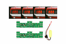1967-1968 Ford Mustang Sequential LED Taillight Kit