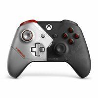 Microsoft Xbox One Wireless Controller Cyberpunk 2077 Limited Edition WL3-00141