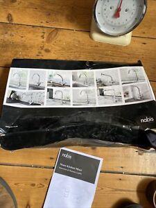 Brand new in box.  Nabis Servier Mono kitchen mixer