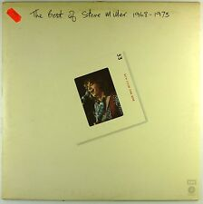 "12"" LP - Steve Miller Band - The Best Of Steve Miller 1968-1973 - A3563"