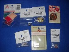 Miniature accessories: several kitchen/pantry items, 1:12 scale, Nib, lot #5