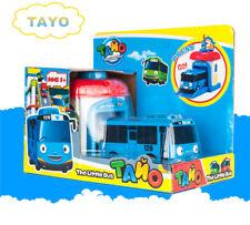 TAYO The Little Bus Main Plastic Diecast Toy Cars & Garage TAYO Model Blue