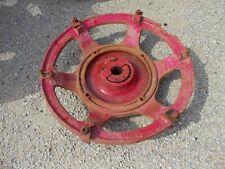 Farmall Sm Tractor Ih Rear Cast Wheel Hub Center 6325de Super M