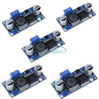 5PCS XL6009 Replace LM2577 DC-DC Adjustable Step-Up Power Converter Module