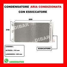 CONDENSATORE NUOVO FIAT PANDA 1.2 - 1.3 JTD - 1.4 DAL 2003 46798100 3