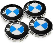 4 Pcs Bmw Wheel Center Hub Caps 68mm High Quality Logo Emblem Rim Center Hub Cap
