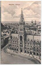 München, Rathaus, nach Wien vom 31.06.1957