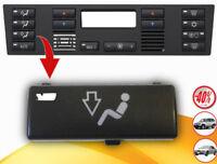 BMW E39 X5 E53 A/C Panel de control de aire acondicionado - Botón Aire Abajo