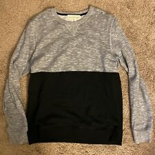 H&M Logg Sweater - Grey - Large
