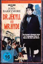 DVD Clásicos De Halloween Dr. Jekyll & Mr. Hyde con John Barrymore