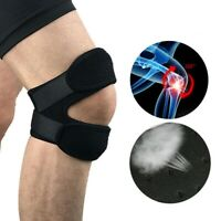 Patella Knee Strap Adjustable Patellar Tendon Support Band Pain Relief Brace New