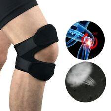 Patella Knee Strap Adjustable Patellar Tendon Support Band Pain Relief Brace Gel