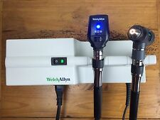 Welch Allyn 767 Transformer Macroview 23810 Ophthalmoscope 11720 Diagnostic set