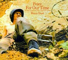 Warm Dust - Peace For Our Time ( AUDIO CD in JEWEL CASE )