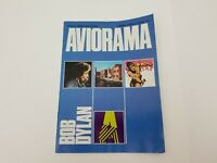 Aviorama Alitalia Airlines In Flight Magazine June 1972 Bob Dylan Italian Text