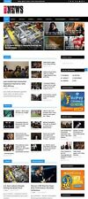 Automated Wordpress NEWS Website - Turnkey Profitable Site