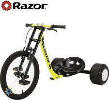 New Adult Teen Moto Style Handlebars Manual Razor Dxt Drift Trike Downhill New