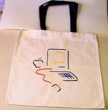 Apple Computer Macintosh 128 Picasso Logo Bag +