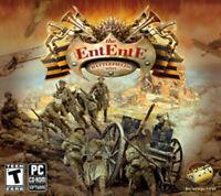 THE ENTENTE World War 1 Battlefields  NEW  XP Vista 7  PC Military Game