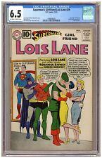 Superman's Girlfriend Lois Lane 29 (CGC 6.5) Aquaman; Batman; Green Arrow; 1961