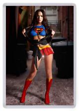 Megan Fox as Supergirl Fridge Magnet. NEW