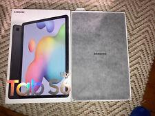"""Samsung Galaxy Tab S6 Lite SM-P615 64GB, Wi-Fi + 4G (O2), 10.4"""" - Oxford Grey"""