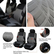 Classic Washable Car Interior Seat Covers Auto Cushions Protector For Front 2pcs