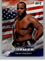 2020 Topps UFC MMA Bloodlines #UFC MMAB-6 Daniel Cormier Heavyweight  Official U