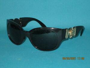 VERSACE VE4265 GB1/87 Black/Gray Women's Sunglasses 57mm