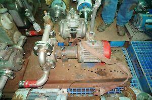 Corken stainless steel pump 2 inch