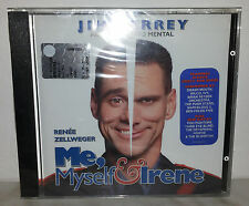 CD ME, MYSELF & IRENE - IO ME E IRENE - JIM CARREY - ORIGINAL SOUNDTRACK - NUOVO