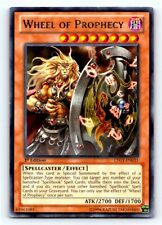 Wheel Of Prophecy - Rare - Lightly Played Condition YUGIOH Card