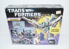 Sixshot WITH STICKERS MIB 100% Complete 1987 Vintage Hasbro G1 Transformers