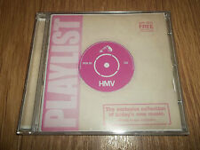 HMV PLAYLIST FEB 05 BLOCK PARTY JAMES BLUNT KT TUNSTALL (CD ALBUM) UK FREEPOST