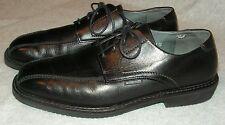 "Mephisto ""Gaetan"" Mens Oxford Shoe Size 10  Black leather"