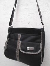 -AUTHENTIQUE sac à main GUY LAROCHE toile/similicuir TBEG vintage  BAG