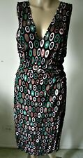 MISSONI Women's Multi-Colored Sleeveless Dress - Made in Italy - Sz 6