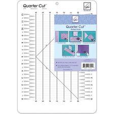 June Tailor Quarter Cut Slotted Ruler - 082709