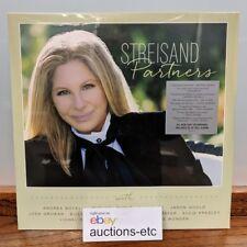 Partners 2 LP 1 CD Barbra Streisand Vinyl LP FREE Shipping NEW Sealed barbara