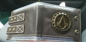 Assassin's Creed Wallet High Quality Pleather (Polyurethane)