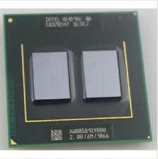 Intel Q9000 SLGEJ Core 2 Quad CPU Mobile Processor Socket P