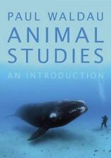 Animal Studies: An Introduction (Paperback or Softback)