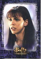 Buffy The Vampire Slayer Palz Exclusive Trading Card #11 Cordelia