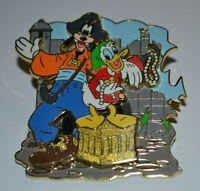 Disney Artist Choice Pirates Goofy & Donald Puzzle Pin 55651 Limited 1000